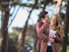 lands end san francisco engagement session photos
